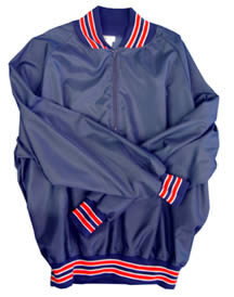Umpire Jacket - Pro Style Oxford Pullover