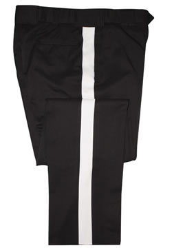 Cliff Keen All Weather Black Referee Pants